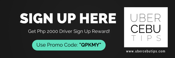 Get Php 2000 Sign Up Reward when you sign up as a Partner-Driver and completed 10 trips.